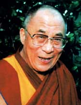 The Dalai Lama photo